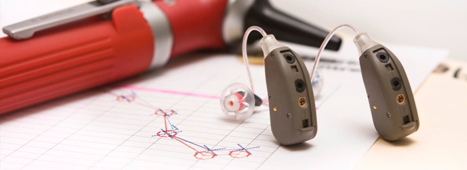Exam results and hearing aids